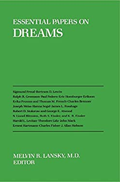 Essential Papers on Dreams 9780814750612
