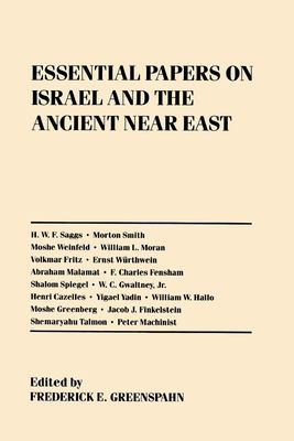 Essential Papers on Israel and the Ancient Near East 9780814730379