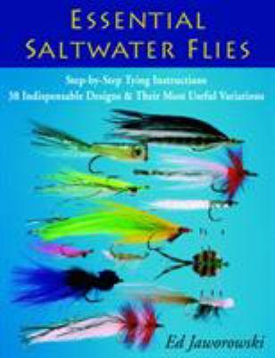 Essential Saltwater Flies 9780811734592