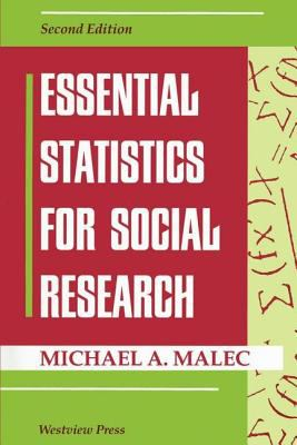 Essential Statistics for Social Research 9780813315560