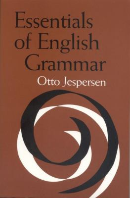 Essentials of English Grammar 9780817304522