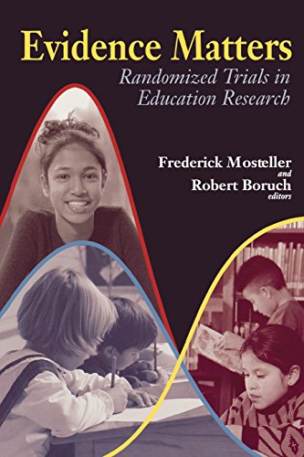 Evidence Matters: Randomized Trials in Education Research 9780815702054