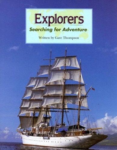 Explorers Searching Adventure