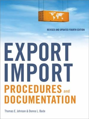 Export/Import Procedures and Documentation 9780814415504