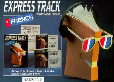 Express Track to French (4 Cas) 9780812076660