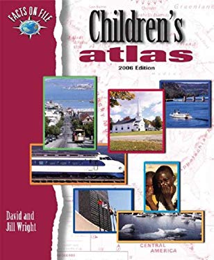 Facts on File Children's Atlas 9780816067114