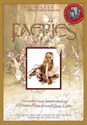 Faeries [With Poster and 8 Frameable Prints] 9780810995864