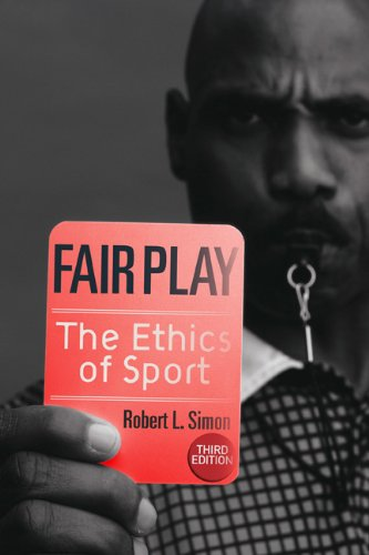 Fair Play: The Ethics of Sport 9780813343686