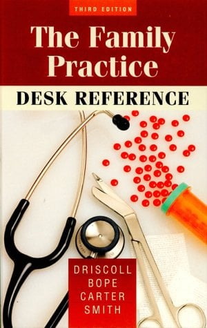 Family Practice Desk Reference 9780815122012
