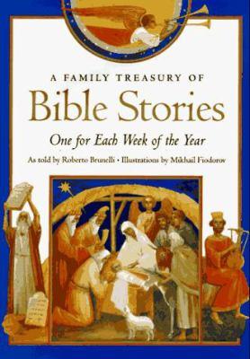 Family Treasury of Bible Stories 9780810912489