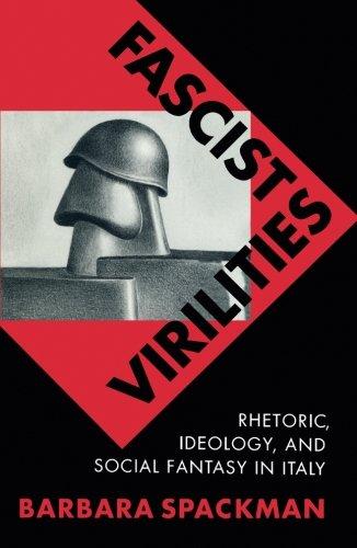 Fascist Virilities 9780816627875