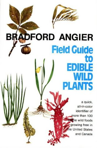 Field Guide to Edible Wild Plants 9780811720182