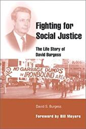Fighting for Social Justice: The Life of David Burgess