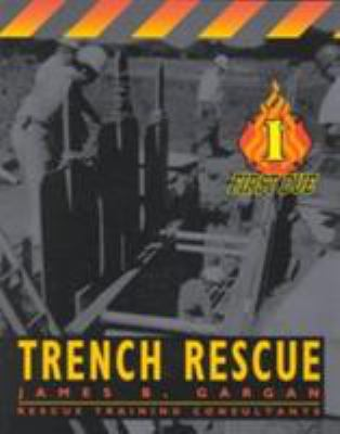 First Due Trench Rescue 9780815134312