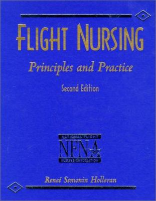 Flight Nursing: Principles and Practice 9780815174714