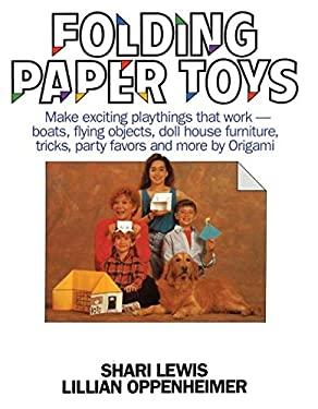Folding Paper Toys 9780812819533