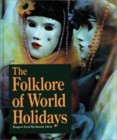Folklore of World Holidays 2 9780810389014