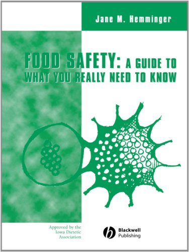 Food Safety: A Guide to What You Really Need to Know 9780813824826