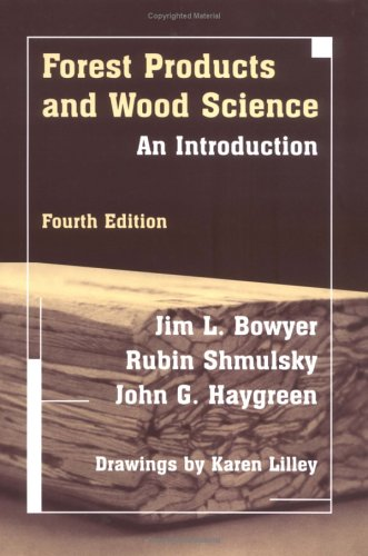 Forest Products/Wood Science-03-4 9780813826547