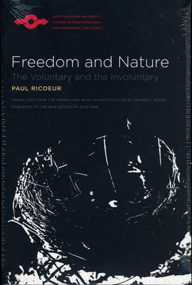 Freedom and Nature: The Voluntary and the Involuntary 9780810123984