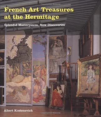 French Art Treasures at the Hermitage 9780810938892