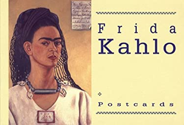 Frida Kahlo Postcards 9780811800396