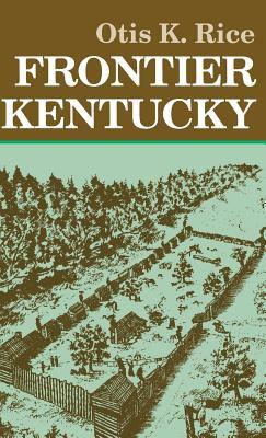 Frontier Kentucky 9780813118406