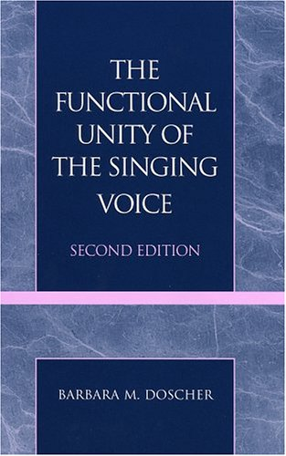 Functional Unity of the Singing Voice 9780810827080