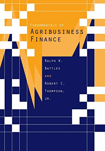 Fundamentals Agribusiness Finan-00 9780813820699