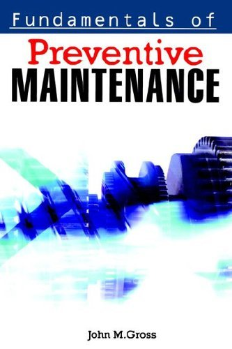 Fundamentals of Preventive Maintenance 9780814473894
