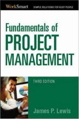 Fundamentals of Project Management 9780814408797