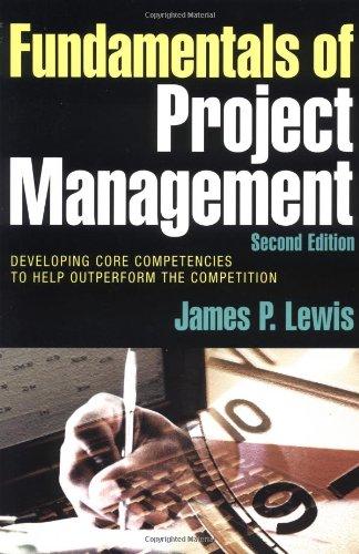Fundamentals of Project Management 9780814471326