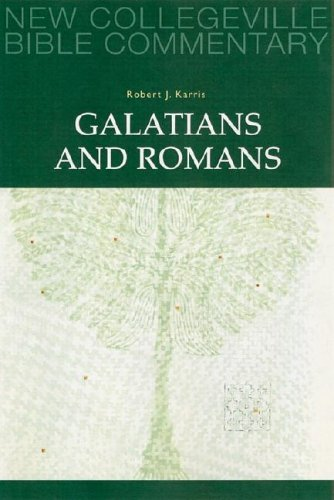 Galatians and Romans 9780814628652
