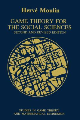 Game Theory for the Social Sciences 9780814754313