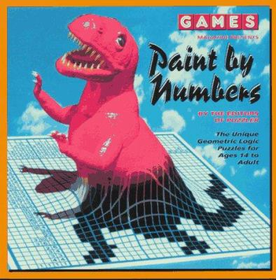 Games Magazine Presents Paint by Numbers 9780812923841