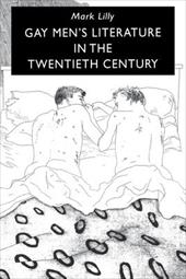 Gay Men's Literature in the Twentieth Century 3443177