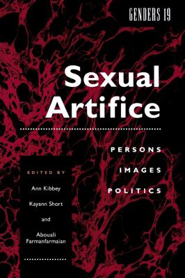 Genders 19: Sexual Artifice: Persons, Images, Politics
