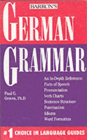German Grammar 9780812042962