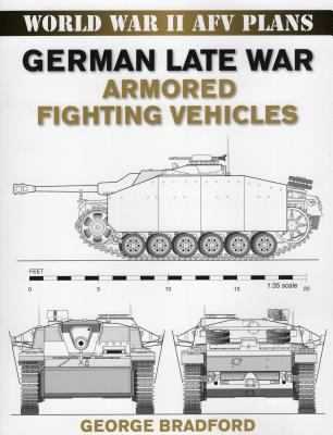 German Late War Armored Fighting Vehicles 9780811733557