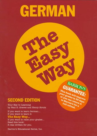 German the Easy Way German the Easy Way 9780812091458