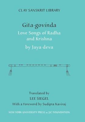 Gita-govinda: Love Songs of Radha and Krishna 9780814740781