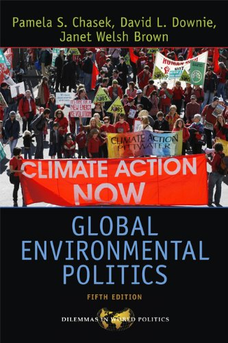 Global Environmental Politics 9780813344423