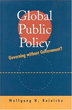 Global Public Policy: Governing Without Government? 9780815773900