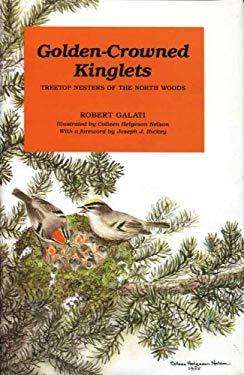 Golden-Crowned Kinglets-91
