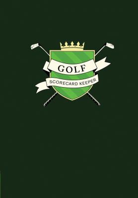 Golf Scorecard Keeper 9780811867337