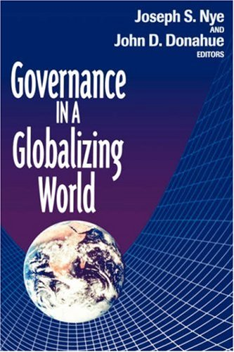 Governance in a Globalizing World 9780815764076