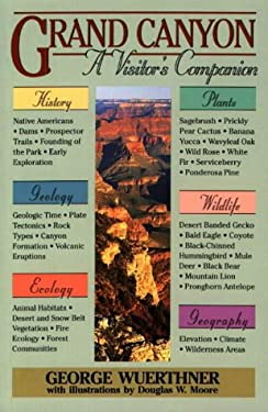 Grand Canyon: A Visitor's Companion 9780811724920