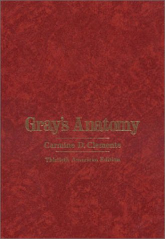 Gray's Atlas of Anatomy, 30th American Edition 9780812106442