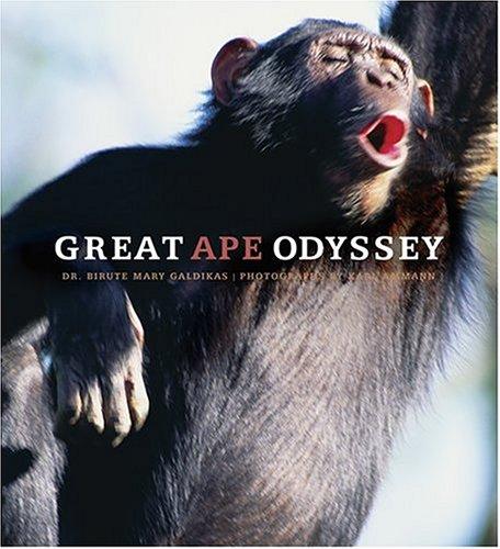 Great Ape Odyssey 9780810955752