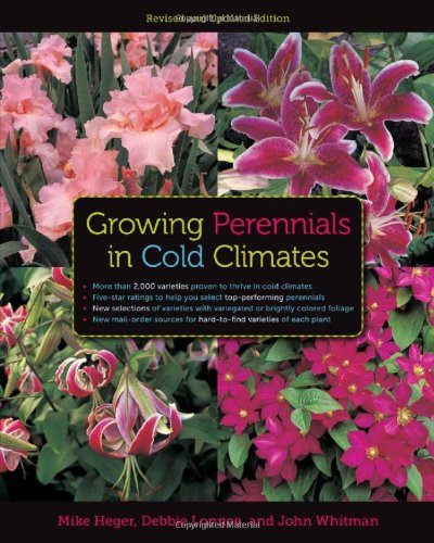 Growing Perennials in Cold Climates 9780816675883